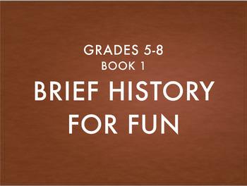 BRIEF HISTORY - BOOK 1 - APPLE