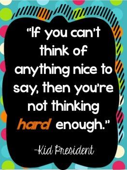 BRIGHT POLKA DOT Inspirational Quotes