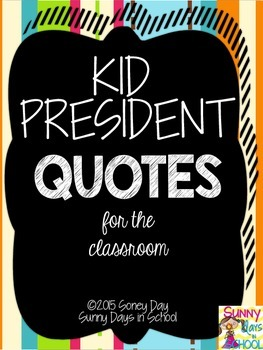 BRIGHT STRIPED Inspirational Quotes