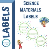 BRIGHT Science Classroom Labels