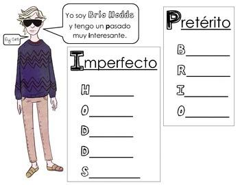 BRIO HODDS - Imperfect vs Preterite Notes