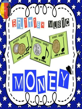 BRITISH MUSIC MONEY