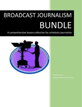 BROADCAST JOURNALISM BUNDLE