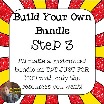 BRONZE Build Your Own Bundle: Pay $40, Get $50 in Resources