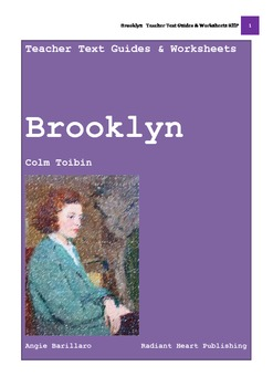 BROOKLYN Teacher Text Guide and Worksheets