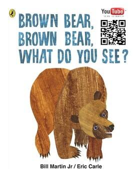 Brown Bear Brown Bear Coloring Book By Tonidesu Tpt