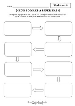 BRUCE WHATLEY BOOK BUNDLE - Worksheets - Picture Book Literacy