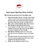 BSK Santa Claus Doesn't Mop Floors #3 by Debbie Dadey Comprehension Packet