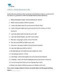 BSL Level 1 Beginner sentences to translate with grammar tips