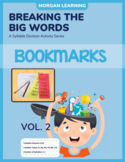 BTBW Syllable Division Bookmarks- Set 2 V/CV Pattern (All