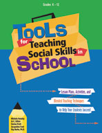 Tools for Teaching Social Skills in School