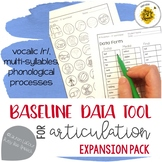 BTS Baseline Data Expansion Pack