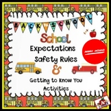 BTS Expectations and Safety Rules, Getting to Know You