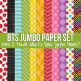 BTS Jumbo Set Digital Papers