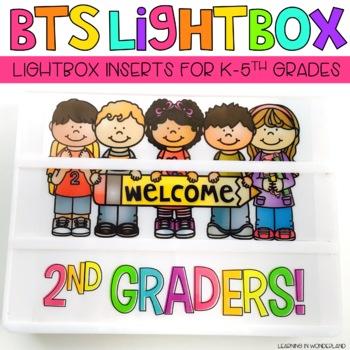 BTS Lightbox Freebie