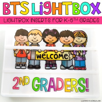 BTS Lightbox Freebie