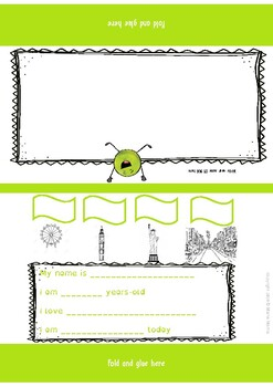 Back-to-school Name tags