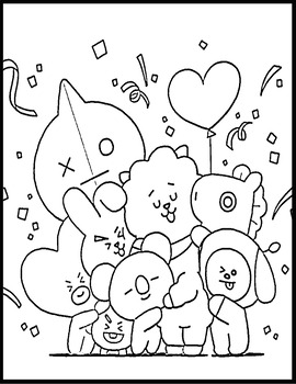 Printable Coloring Book Pages