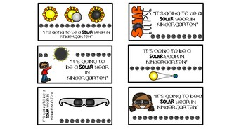 BTS Solar Eclipse Tags