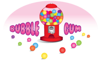 Have a bubble day with BUBBLE GUM:Common Chords