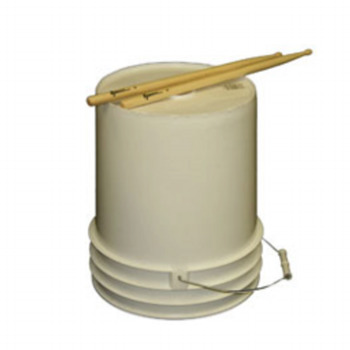 BUCKET DRUMMING UNIT-MUSIC IMPOSSIBLE?