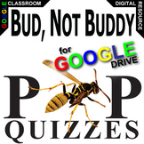 BUD, NOT BUDDY 18 Pop Quizzes (Created for Digital)