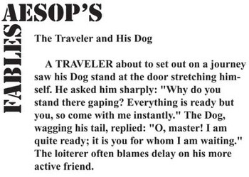 BUD, NOT BUDDY Aesop's Fables - 8 Stories