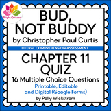 BUD, NOT BUDDY | CHAPTER 11 | PRINTABLE, EDITABLE, DIGITAL