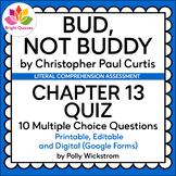 BUD, NOT BUDDY | CHAPTER 13 | PRINTABLE, EDITABLE, DIGITAL