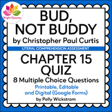 BUD, NOT BUDDY | CHAPTER 15 | PRINTABLE, EDITABLE, DIGITAL
