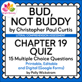 BUD, NOT BUDDY | CHAPTER 19 | PRINTABLE, EDITABLE, DIGITAL