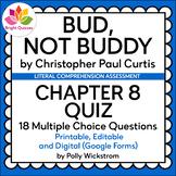 BUD, NOT BUDDY | CHAPTER 8 | PRINTABLE, EDITABLE, DIGITAL