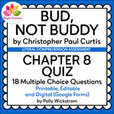 BUD, NOT BUDDY | CHAPTER 08 | PRINTABLE, EDITABLE, DIGITAL