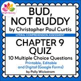 BUD, NOT BUDDY | CHAPTER 9 | PRINTABLE, EDITABLE, DIGITAL