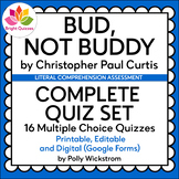 BUD, NOT BUDDY |  COMPLETE QUIZ SET (QUIZ BUNDLE)