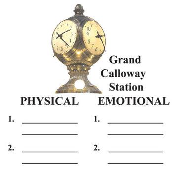 BUD, NOT BUDDY Setting Organizer - Physical & Emotional