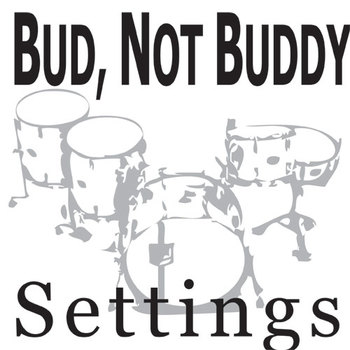 BUD, NOT BUDDY Setting Organizer - Physical & Emotional