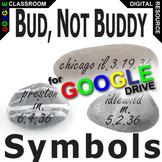 BUD, NOT BUDDY Symbols Analysis (Created for Digital)