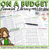 BUDGETING {FINANCIAL PLANNING AND GRAPHING}