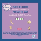 BUENAS: Parts of the Body in Spanish