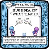 BUENAS: ¿Que Hora Es?