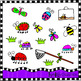 BUG Catching Clip Art