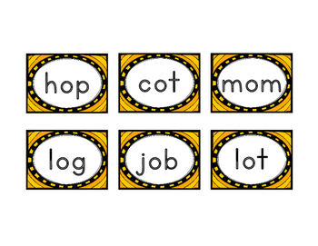 BUG! The Long and Short Vowel Game