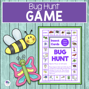 BUGS AND INSECTS ACTIVITY