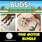 OT toolbox of Bug Themed Fine Motor Skills Activities  Bundle