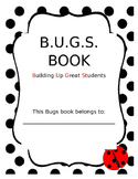 BUGS Book Daily Folder