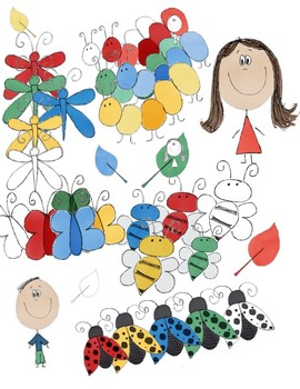 BUGS! Clipart