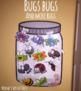BUGS JAR POSTER Speech Therapy Pre-K