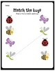 BUGS! Math and Literacy Mini Packet