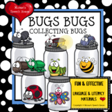 BUGS SPRING AAC/PECS Early Reader Pre-K Speech Therapy